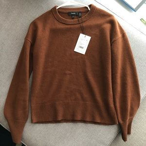 Theory Cashmere Crew Sweater